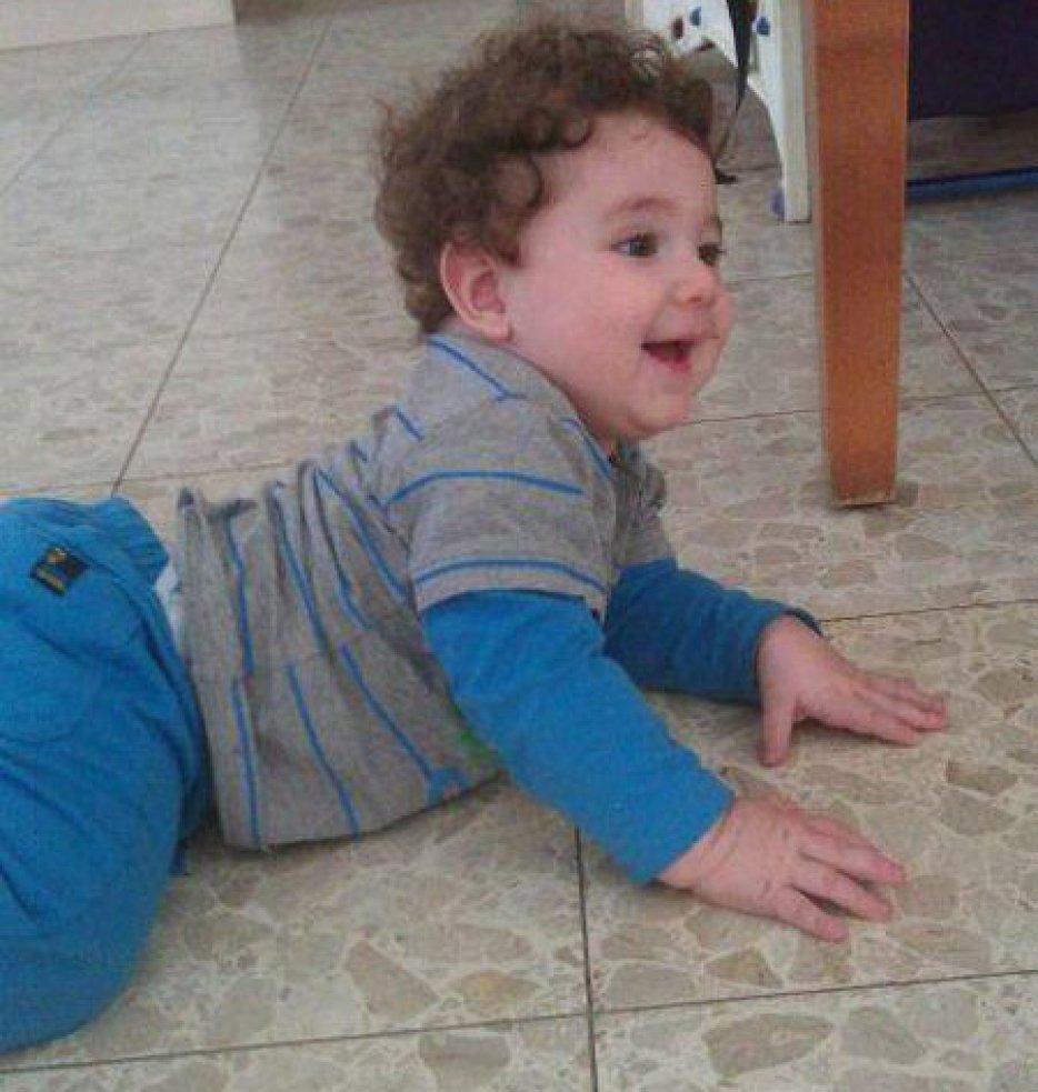 אלון בכר נולד ב - 25.12.2011