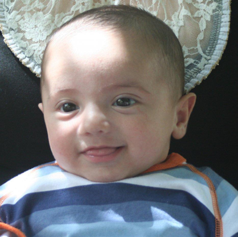 איתי בלום - נולד ב 11/2/07 למיכל ואלון