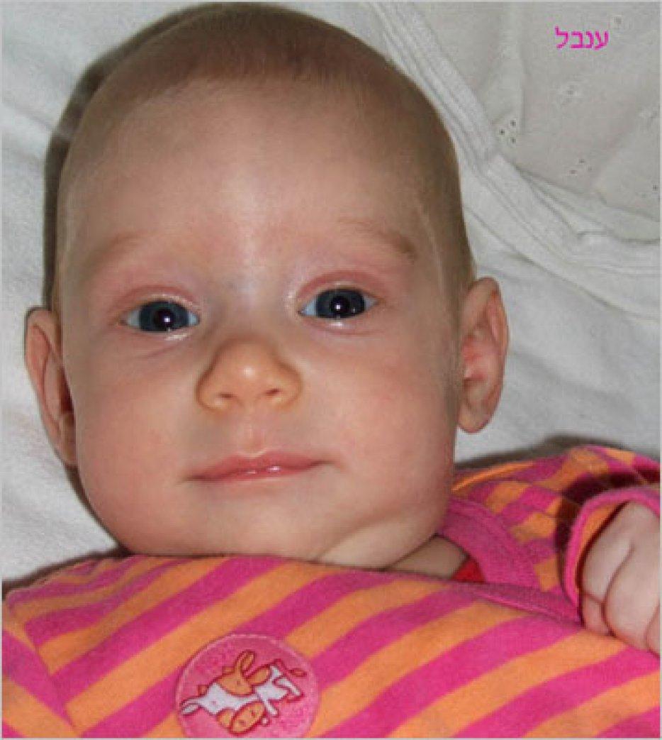 ענבל בן עזר - נולדה ב 28/2/2006 לנירית ורועי
