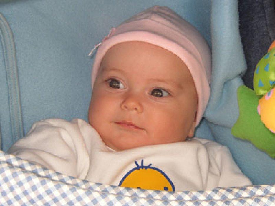ענבר - נולדה ב 5/1/04 לנטע וטל נתנזון