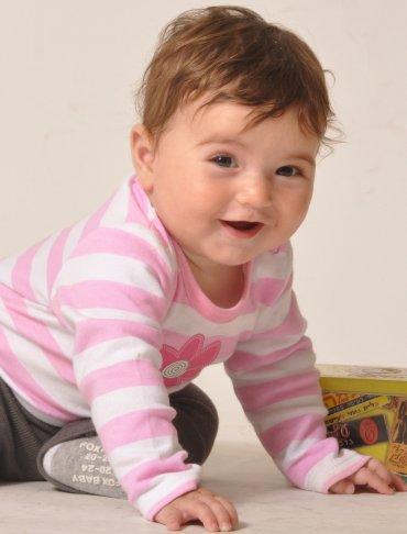 קאילי בת לשרית ודניאל שטיין נולדה ב -29.7.2012