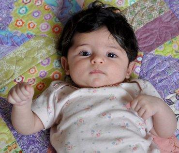 ליאת בת לעירית ולברק חמדני נולדה ב - 19.2.2013