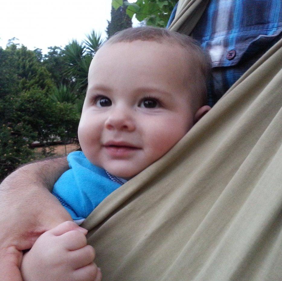נועם בן תמר וירון  שריד  נולד ב - 6.12.12