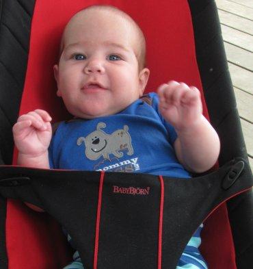 אהוד בן דינה וכפיר אורגיל נולד ב 18.12.2012