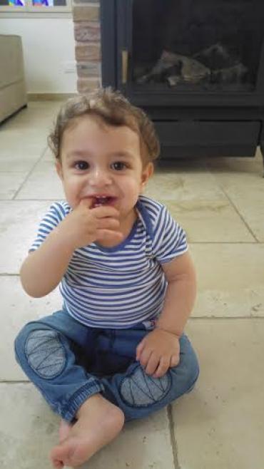 שגיא ימיני בן לורד ולעפר ימיני נולד ביום 29.5.2015