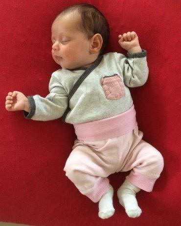 דניאל נפתלי נולדה לאורטל ולעודד ביום 21.4.2016