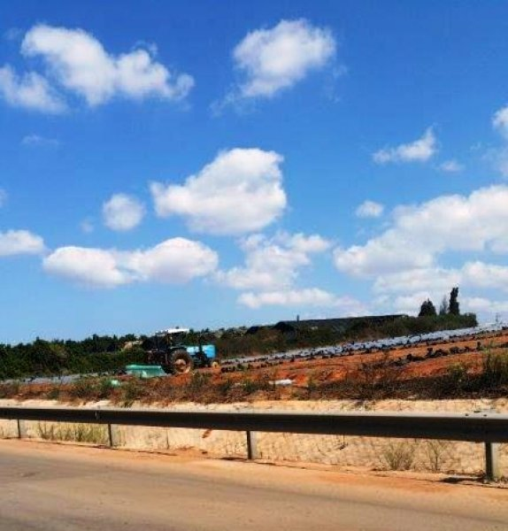 הכנת השטח החקלאי לקראת הסתו
