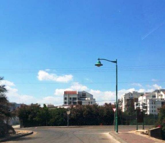 """""""מבט"""" מרחוב אילנות לרחוב השדרה - נוף יפה אבל מה עם הבטיחות?"""
