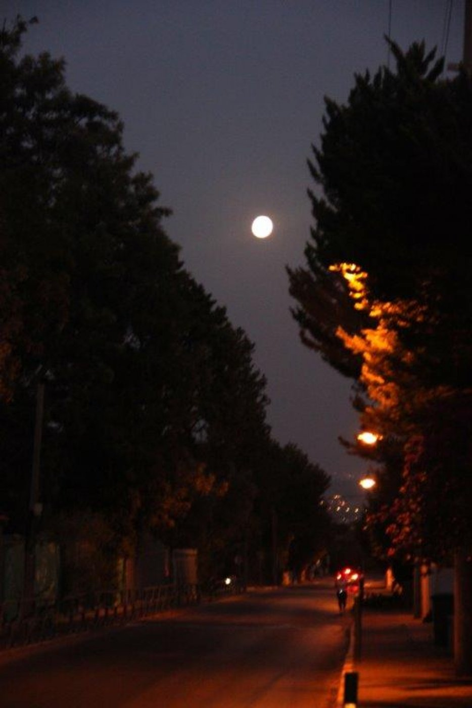 ירח מלא בטו באלול