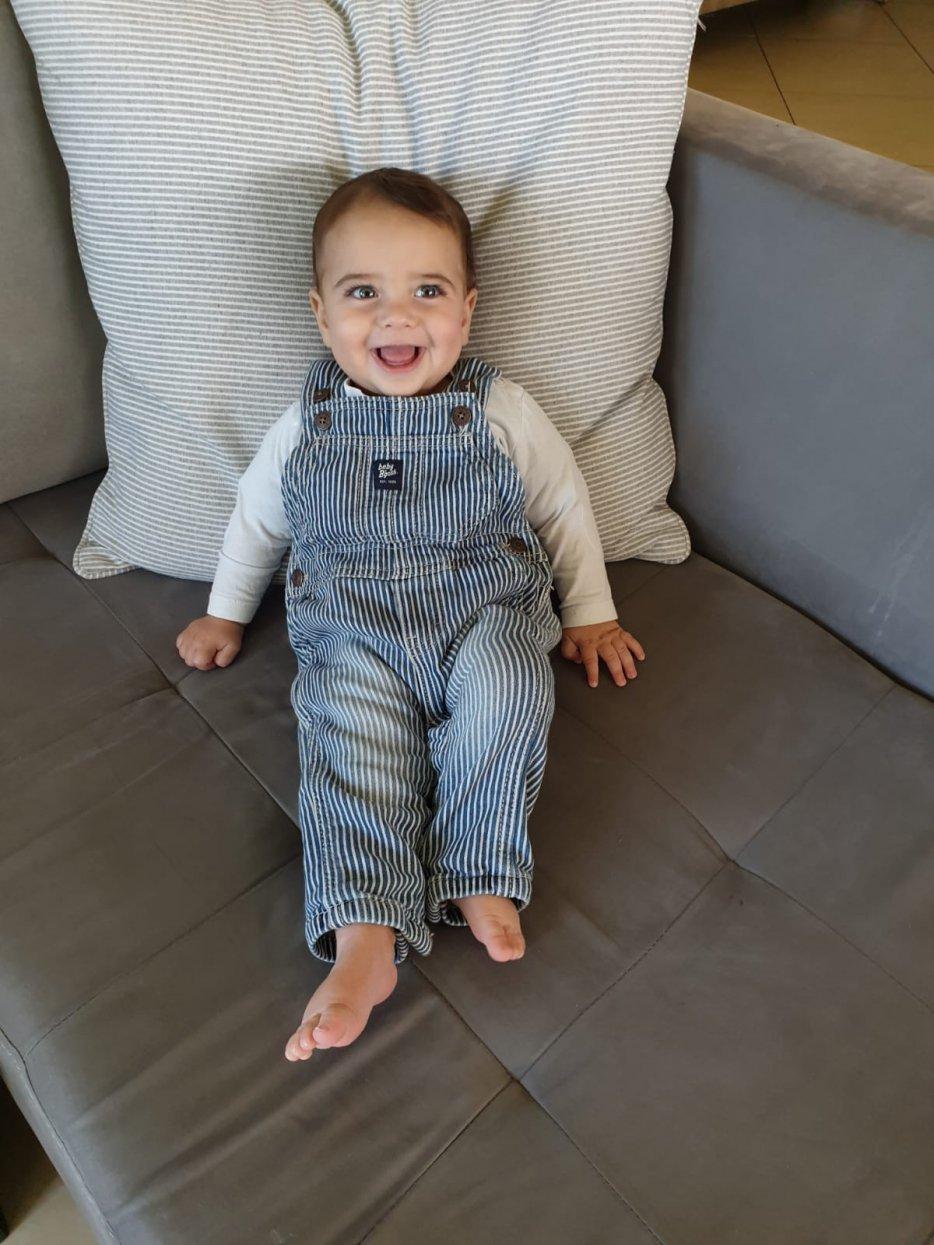 אריאל נפתלי בן לעידו וליהי נולד ביום 30-8-2019