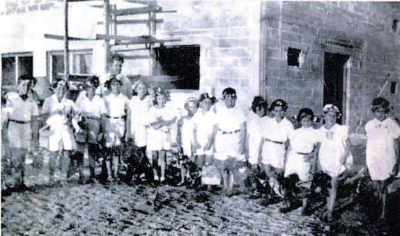 שבועות 1936